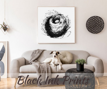 Black Ink Prints