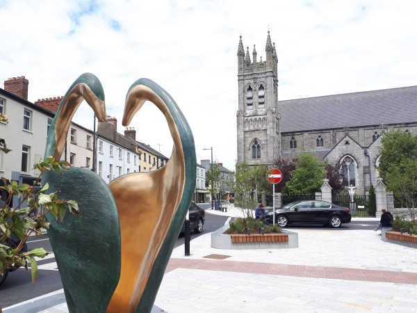 'Heart Space', Dundalk Town Centre
