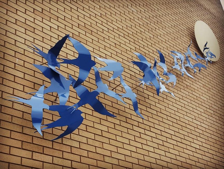 'Rising Together, Our Lady of Lourdes Hospital, Drogheda